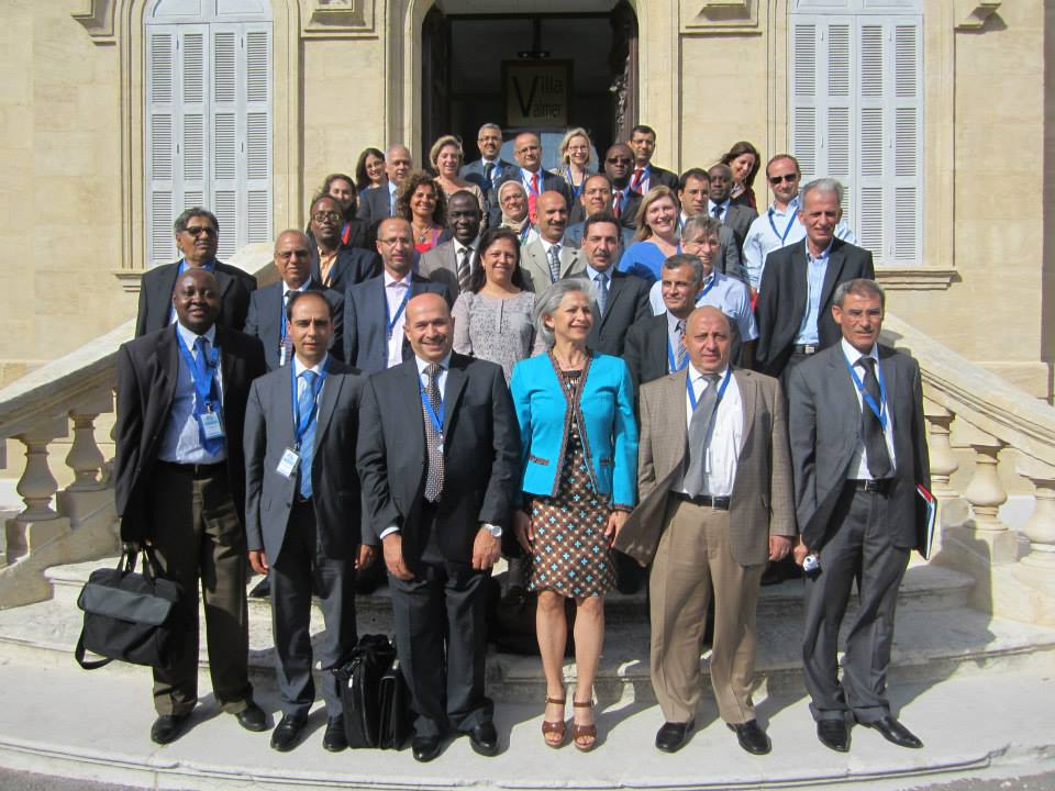 Inaugural Meeting of MENA Network of Public Procurement Experts – Marseille, France June 2013