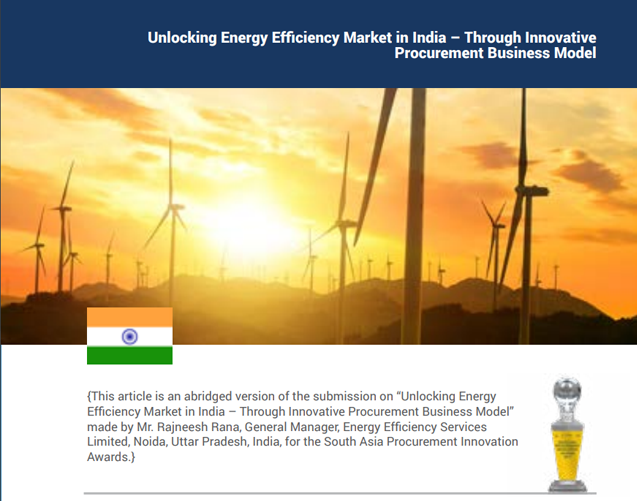 Unlocking Energy Efficiency Market in India